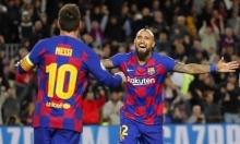 برشلونة يفتح الباب أمام انتقال فيدال لإنتر ميلان