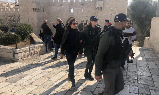"""الاحتلال يمدد حظر عمل تلفزيون """"فلسطين"""" في القدس"""