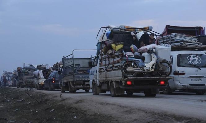 أمنستي: النظام السوري وروسيا ارتكبا جرائم حرب في إدلب