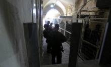 الاحتلال يصدر أمر مصادرة تمهيدا لتنفيذ مشروع المصعد في الحرم الإبراهيمي
