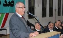 بركة يدعو لمواقف أكثر وضوحا ورادعة لإسرائيل من دول عربية وأوروبية