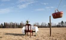 كورونا: مطعم سويدي يخصص مقعدا واحدا لزبونه الوحيد
