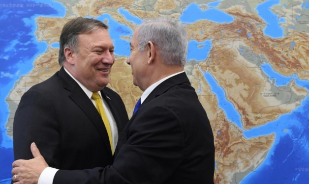 رسائل بومبيو لإسرائيل: أميركا غير ملتزمة بجدول زمني إسرائيلي حول الضم