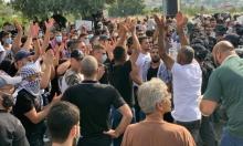 عرعرة: تشييع الشاب مصطفى يونس بعد مظاهرة حاشدة