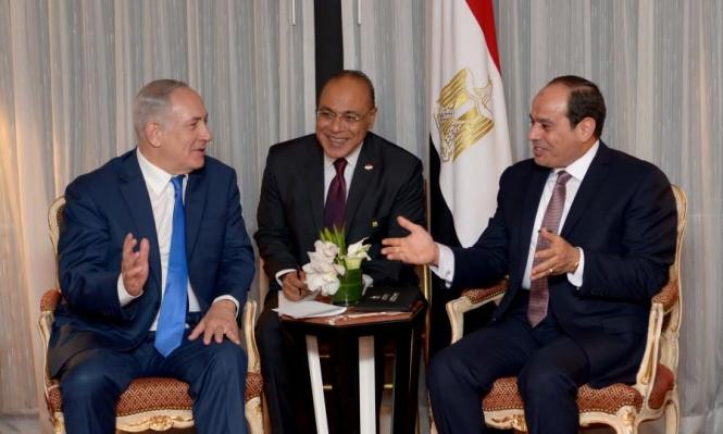 تقرير: مخطط الضم لا يهدد العلاقات الإسرائيلية – المصرية