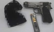 اعتقال 4 مشتبهين بحيازة سلاح في قرية سالم