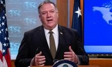 """واشنطن: """"الضمّ قرار إسرائيلي"""" ونريد علاقة قوية بين إسرائيل والأردن"""