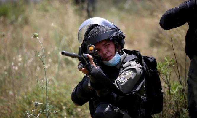 3 إصابات برصاص قوات الاحتلال بأبو ديس