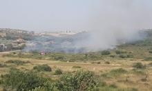 اندلاع حرائق متفرقة في البلاد