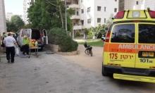 مصرع عامل سقط من علو وسط البلاد