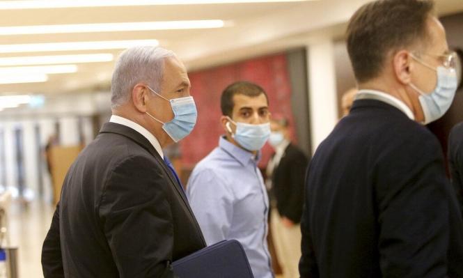 """""""نتنياهو يستخف مجددا بالإجماع الدولي الرافض للضم"""""""