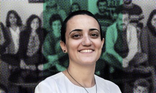 """اعتقال رئيسة تحرير """"مدى مصر"""" والشبكة تتفاعل"""