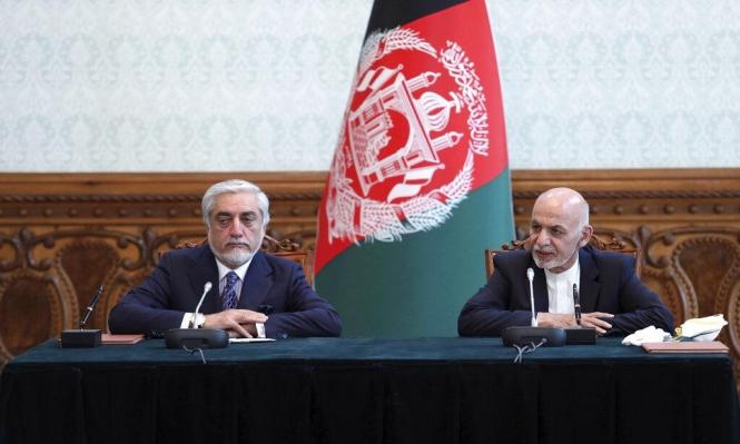 التوقيع على اتفاق لتقاسم السلطة في أفغانستان