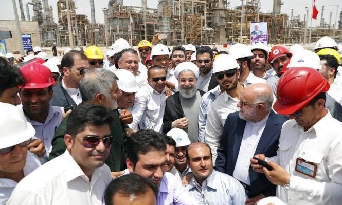 إيران تحذر الولايات المتحدة من تعطيل شحنات الوقود إلى فنزويلا