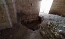 أعمال تخريب في مسجد الغابسية المهجرة