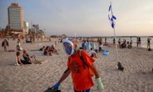 الصحة الإسرائيلية: لا إصابات بكورونا وارتفاع بالمتعافين