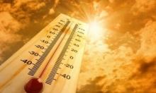 حالة الطقس: أجواء ساخنة وجافة والحرارة تتخطى الأربعينيات