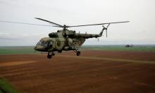 تحطم طائرة حربية روسية في موسكو