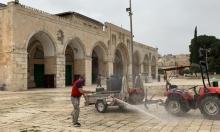 السماح بدخول الـمسجد الأقصى بعد عيد الفطر