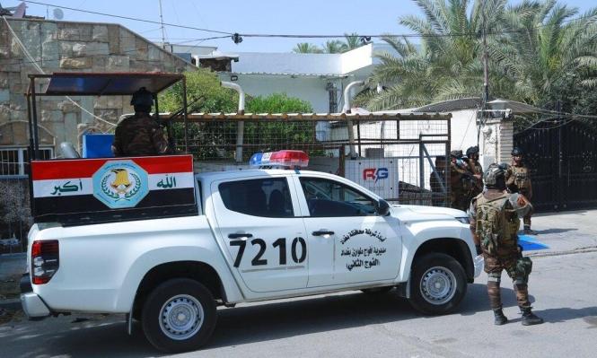 هجوم صاروخي على محيط السفارة الأميركية في بغداد