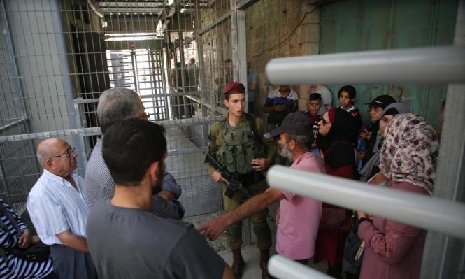 الاحتلال يشن حملة اعتقالات بالقدس ويحتجز أهالي الخليل القديمة