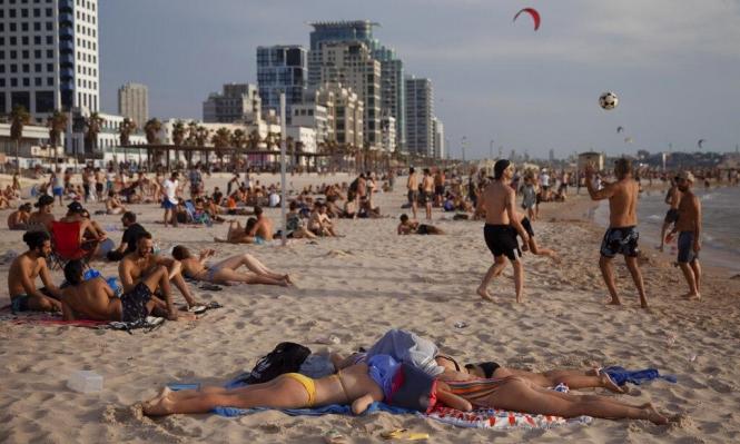 الصحة الإسرائيلية: انخفاض عدد مرضى كورونا إلى 2812