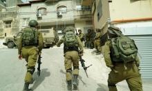 اعتقال 23 فلسطينيا بالضفة بينهم أسرى محررون وطلبة جامعات