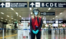 المطارات الإيطالية تستأنفُ عملها في حزيران