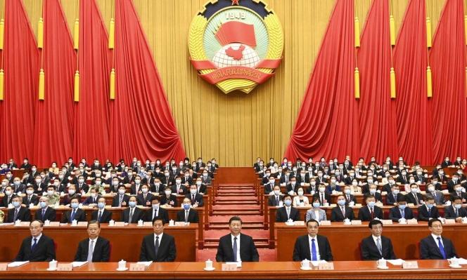 """بكين تهدد واشنطن بـ""""تدابير مضادة"""" إذا فرض الكونغرس عقوبات بحقها"""