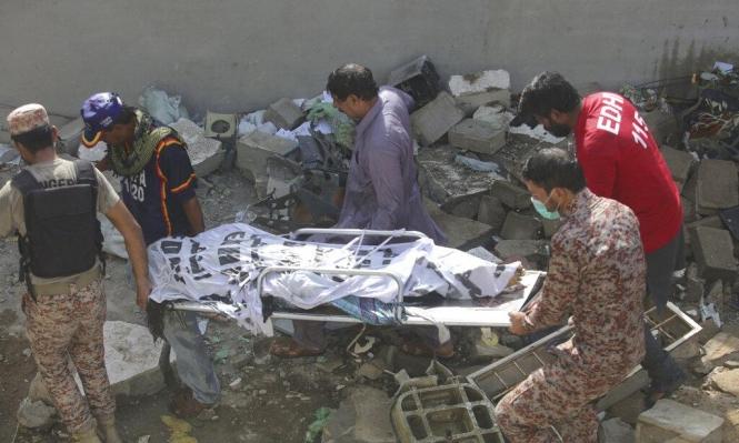 """طاقم الطائرة الباكستانية استغاثقبل التحطّم: """"تعطلت المحركات"""""""