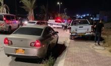عرعرة النقب: إصابة شاب بجريمة إطلاق نار