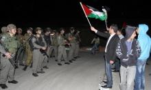 الاحتلال يعزل قرية بيت إكسا شمال غربي القدس