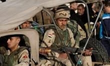 الجيش المصري يعلن عن قتل 21 مسلحًا في اشتباكات بسيناء