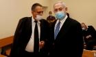 نتنياهو يمثل للمحاكمة: