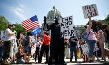تشومسكي: الولايات المتحدة إلى الكارثة