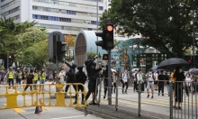 واشطن قد تفرض عقوبات على بكين بشأن هونغ كونغ