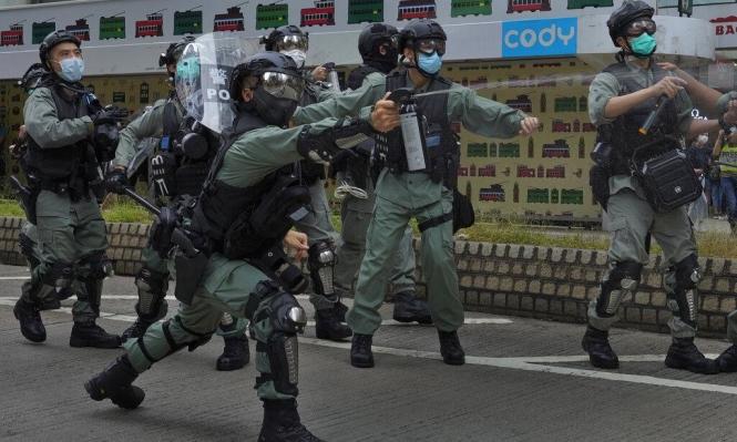 هونغ كونغ.. نموذج الصين لاستغلال الوباء
