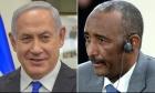 نتنياهو يهاتف البرهان... وطائرة إسرائيلية تحط في الخرطوم