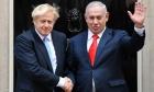 قادة 4 دول أوروبية يحذّرون نتنياهو من الضم