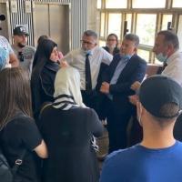 المحكمة تمهل الشرطة أسبوعين للرد على مسألة التحقيق مع قتلة الشهيد يونس