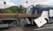 مصرع سائق بحادث طرق قرب مفرق عرعرة
