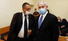 استطلاع: ارتفاع شعبية نتنياهو في ظل محاكمته