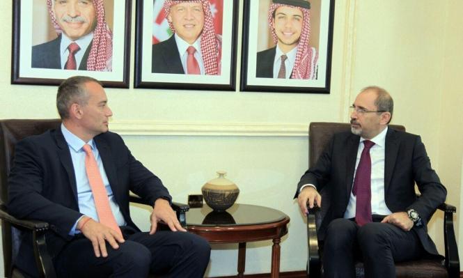 الأردن تبحث مع الأمم المتحدة الجهود الرامية للحيلولة دون الضم
