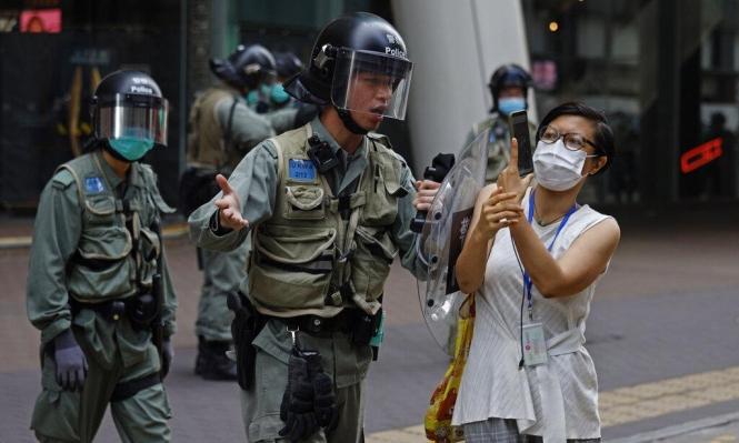 واشنطن: هونغ كونغ لم تعد تتمتع بالحكم الذاتي إزاء بكين