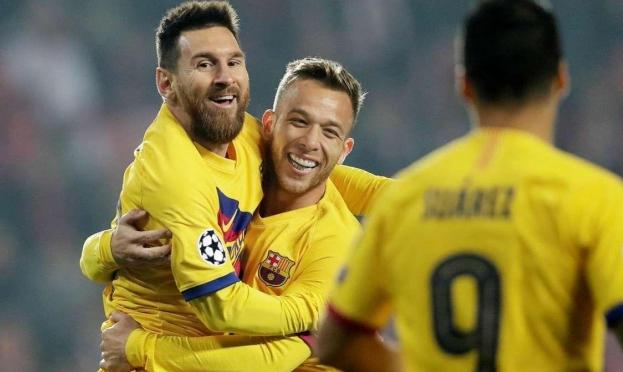"""آرثر يبلغ يوفنتوس: """"لن أغادر برشلونة"""""""