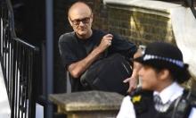 الشرطة البريطانية تغلق ملف مستشار جونسون
