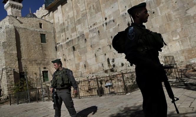 الخليل: الاحتلال يمنع مئات المصلّين من دخول المسجد الإبراهيمي