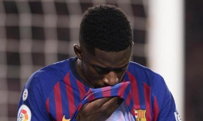 ديمبلي الأبرز بصفقة تبادلية محتملة بين برشلونة ويوفنتوس