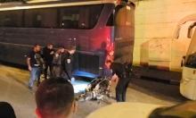 الطيبة: إصابة خطيرة لشاب إثر مطاردة بوليسية
