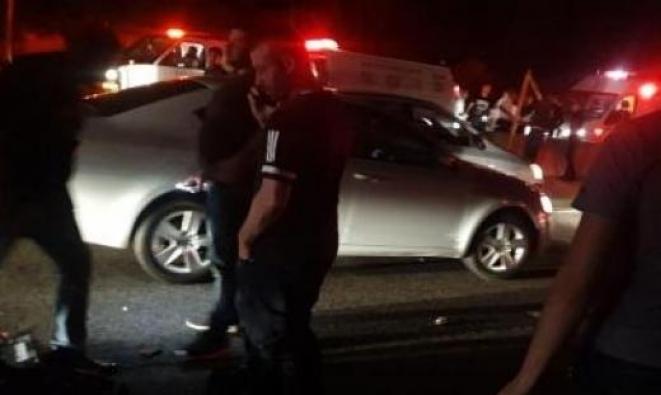 مصرع سائق دراجة نارية في حادث طرق قرب عرعرة النقب